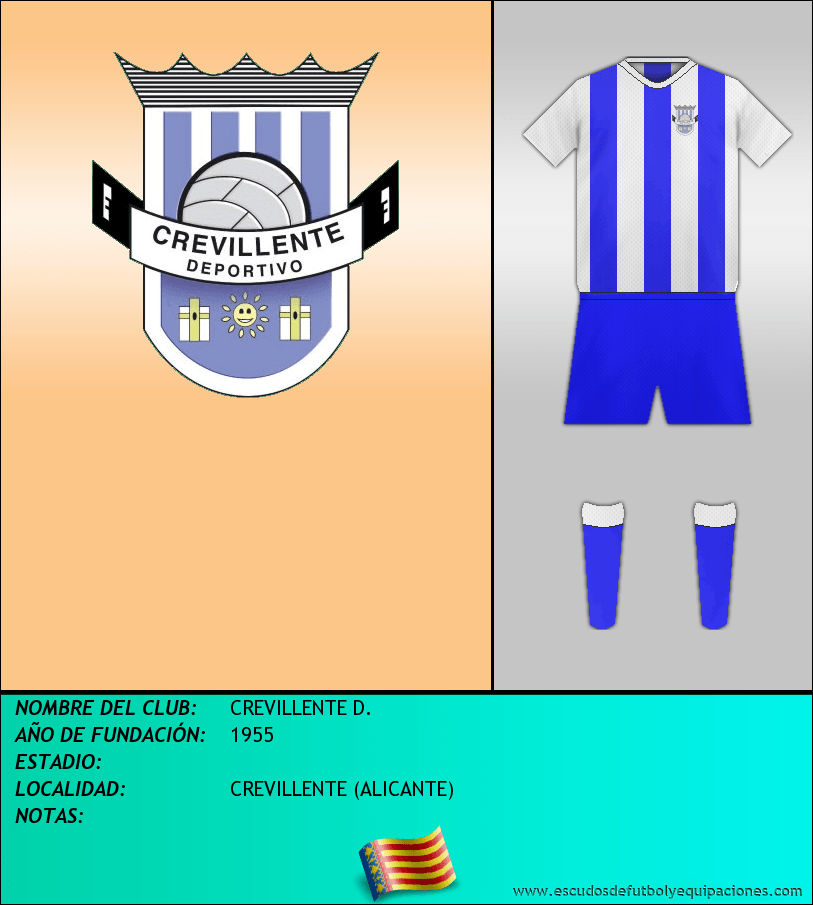 Escudo de CREVILLENTE D.