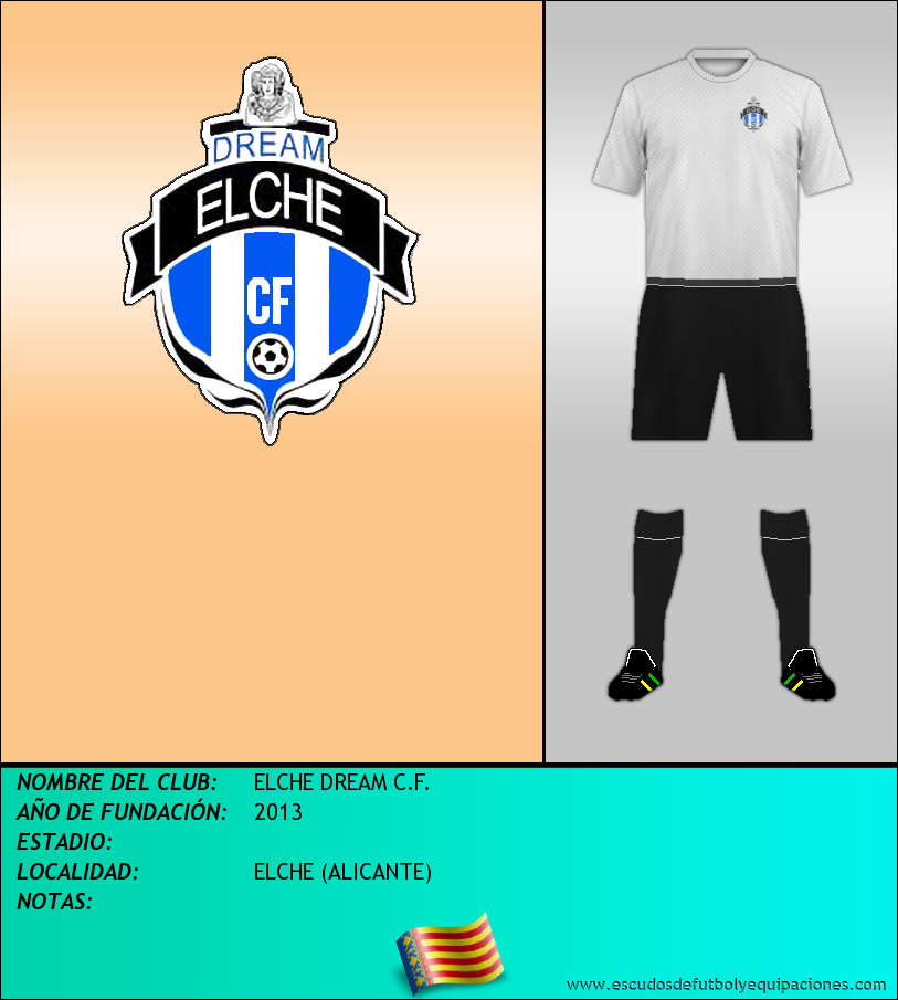 Escudo de ELCHE DREAM C.F.