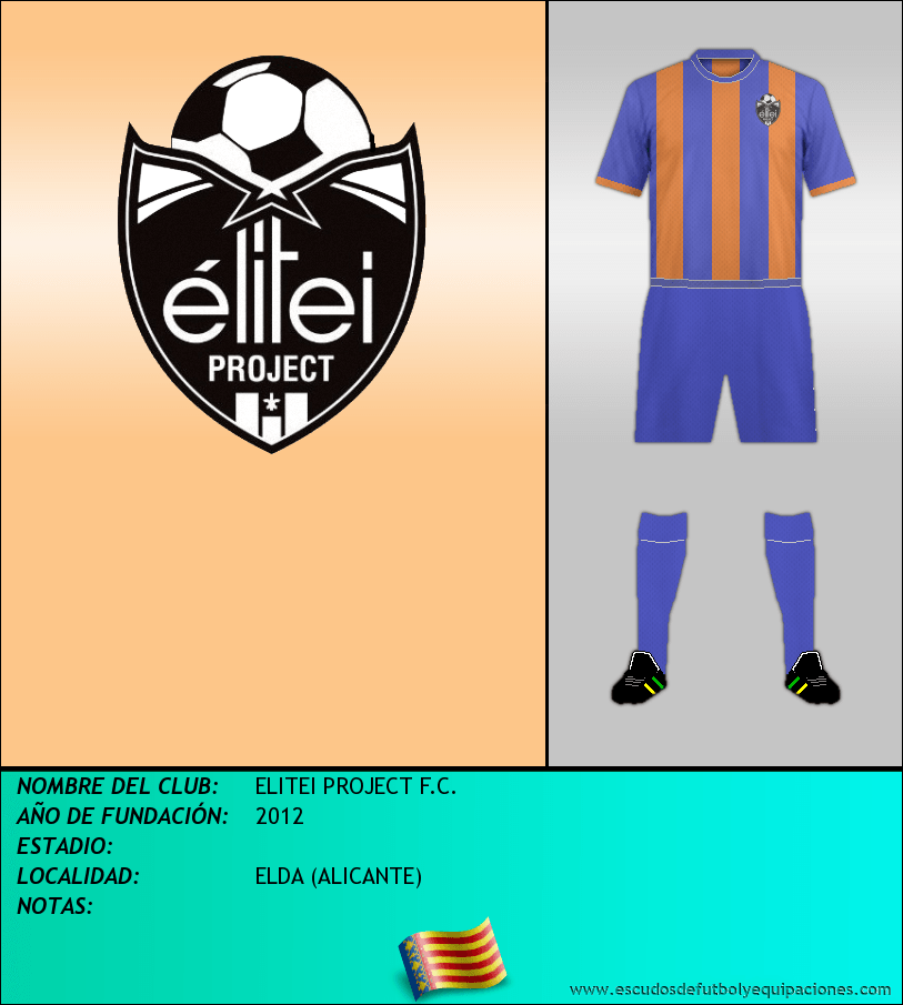 Escudo de ELITEI PROJECT F.C.