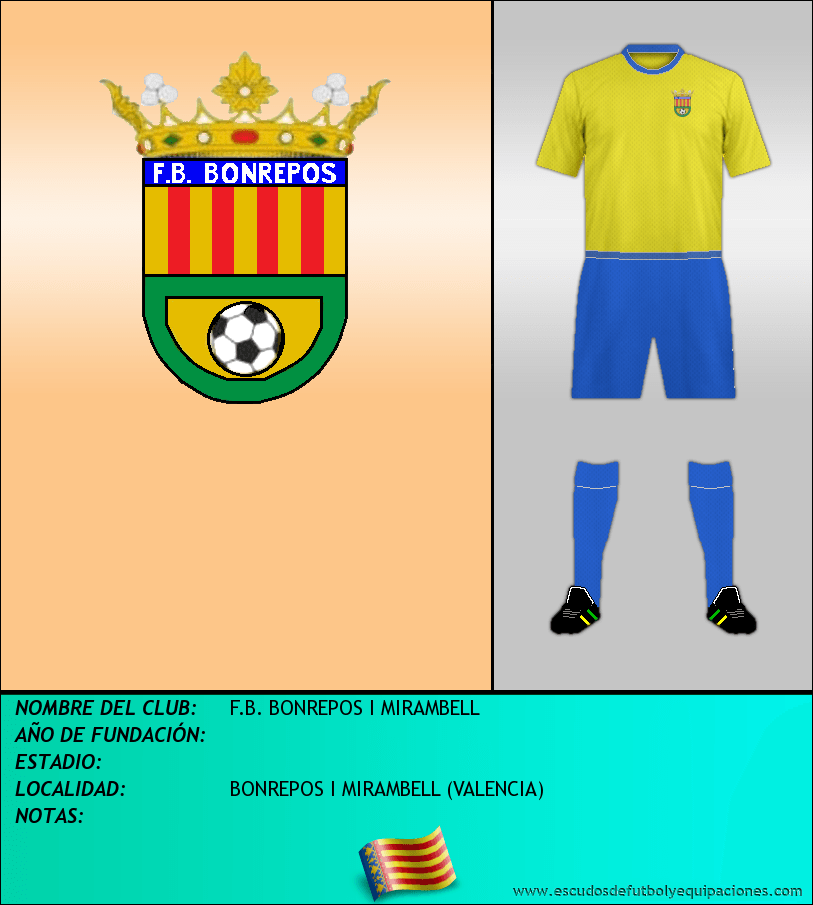 Escudo de F.B. BONREPOS I MIRAMBELL