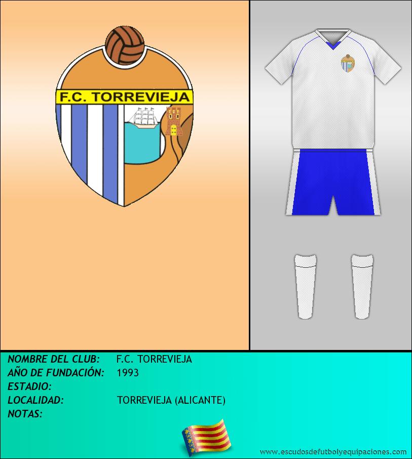 Escudo de F.C. TORREVIEJA