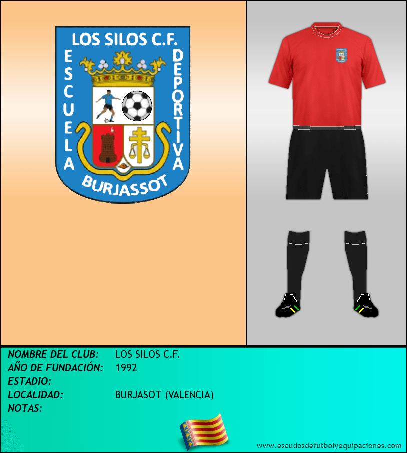 Escudo de LOS SILOS C.F.