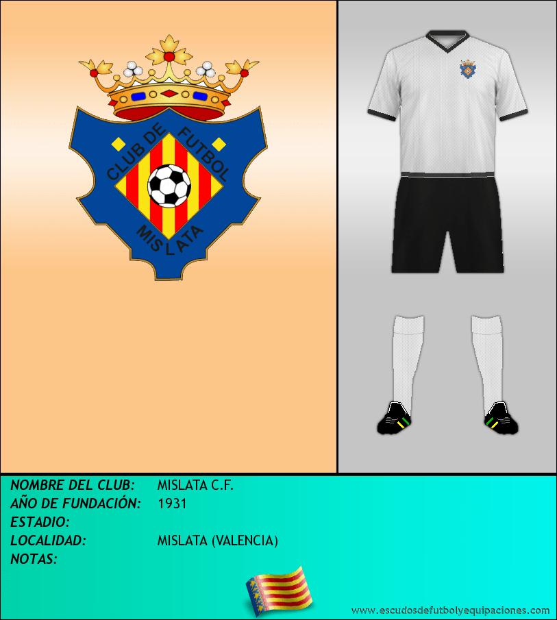 Escudo de MISLATA C.F.
