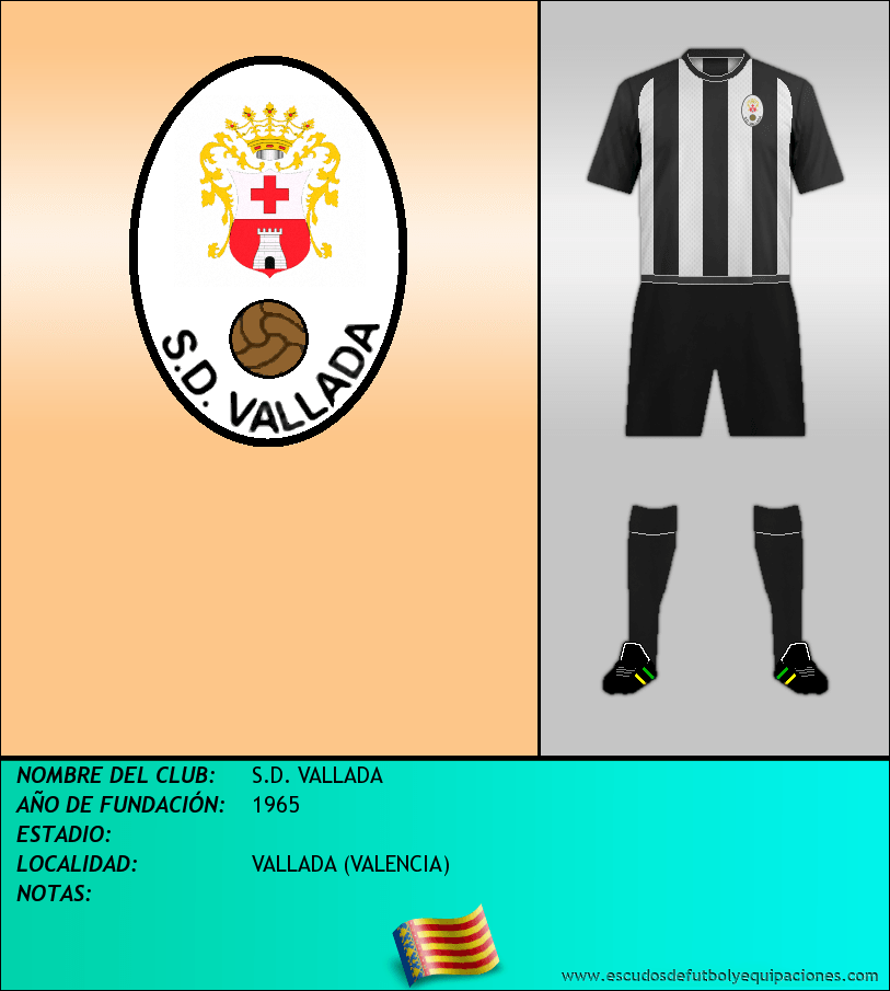 Escudo de S.D. VALLADA