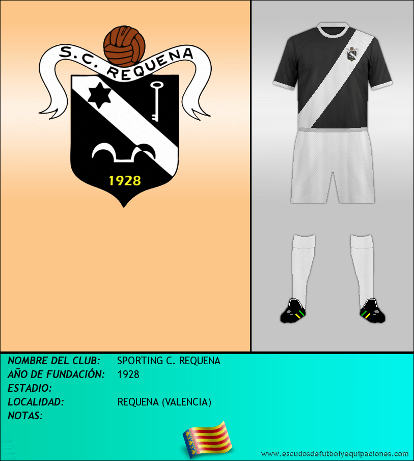 Escudo de SPORTING C. REQUENA