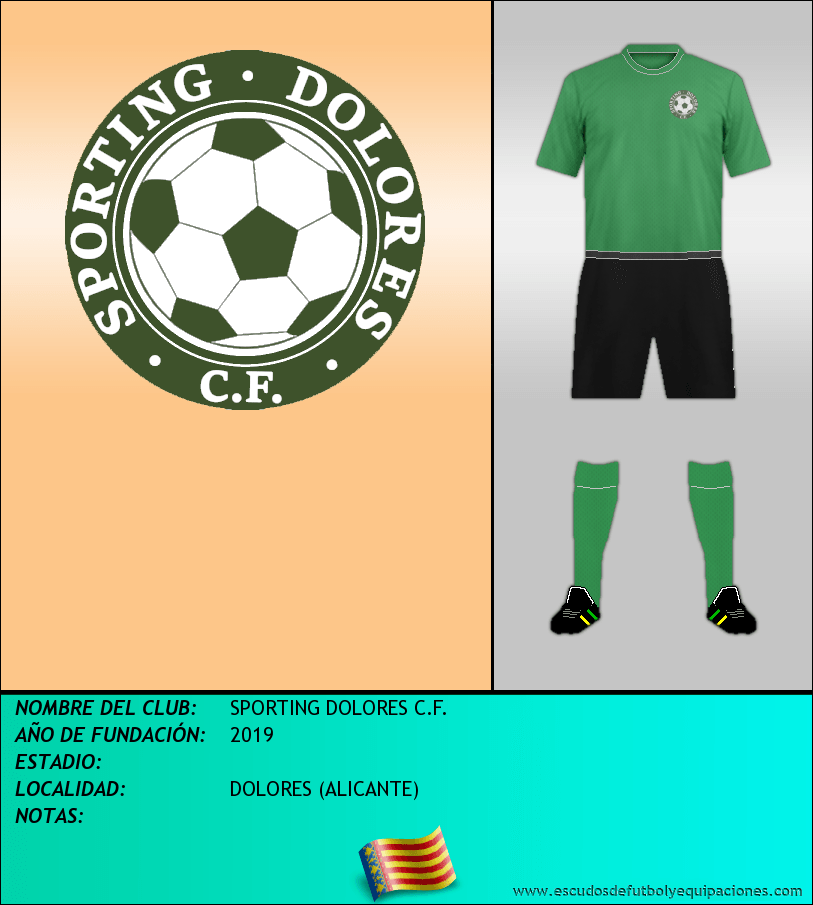 Escudo de SPORTING DOLORES C.F.
