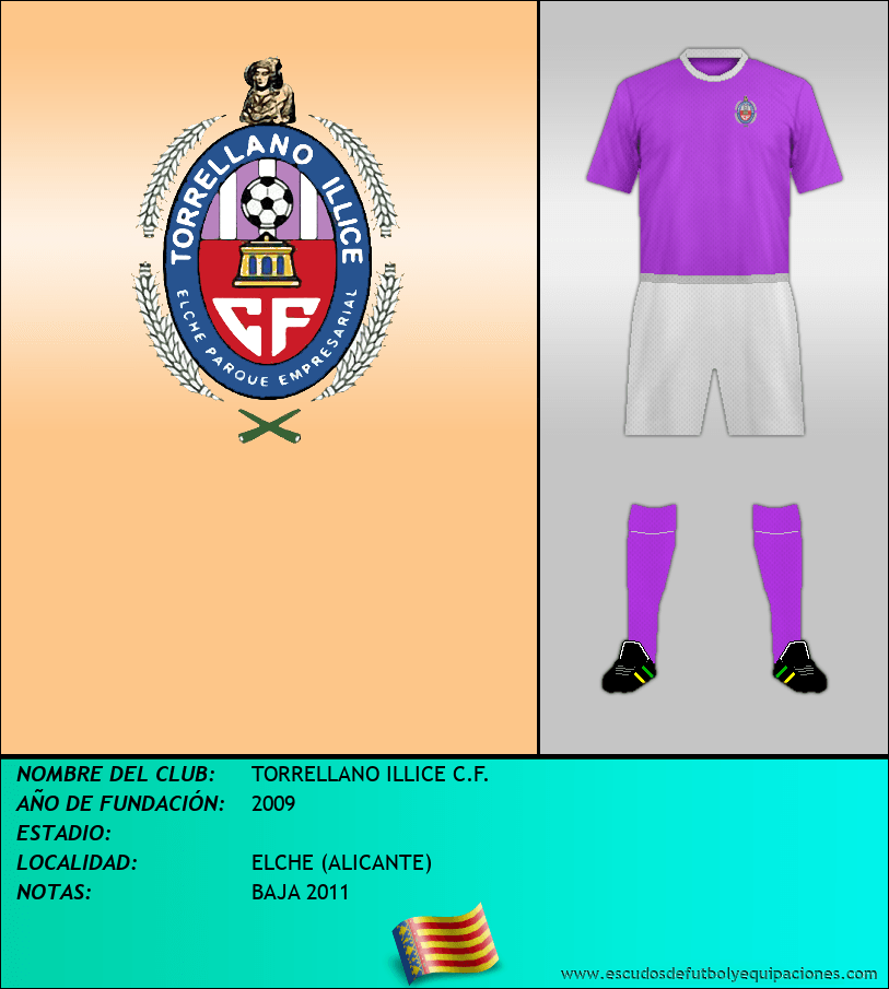 Escudo de TORRELLANO ILLICE C.F.