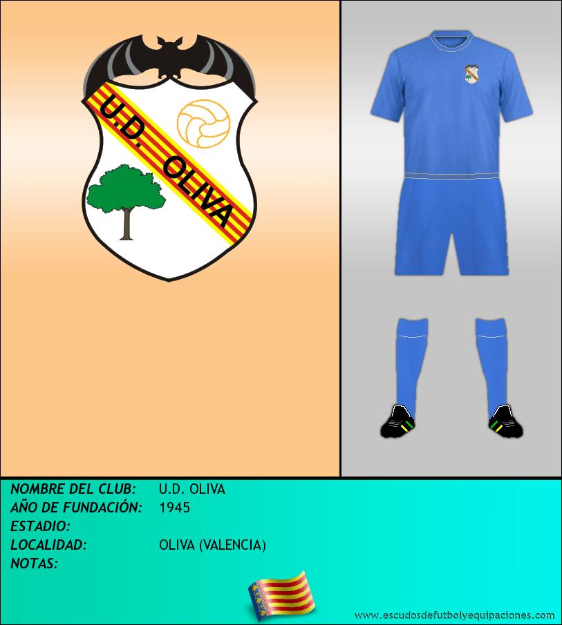 Escudo de U.D. OLIVA