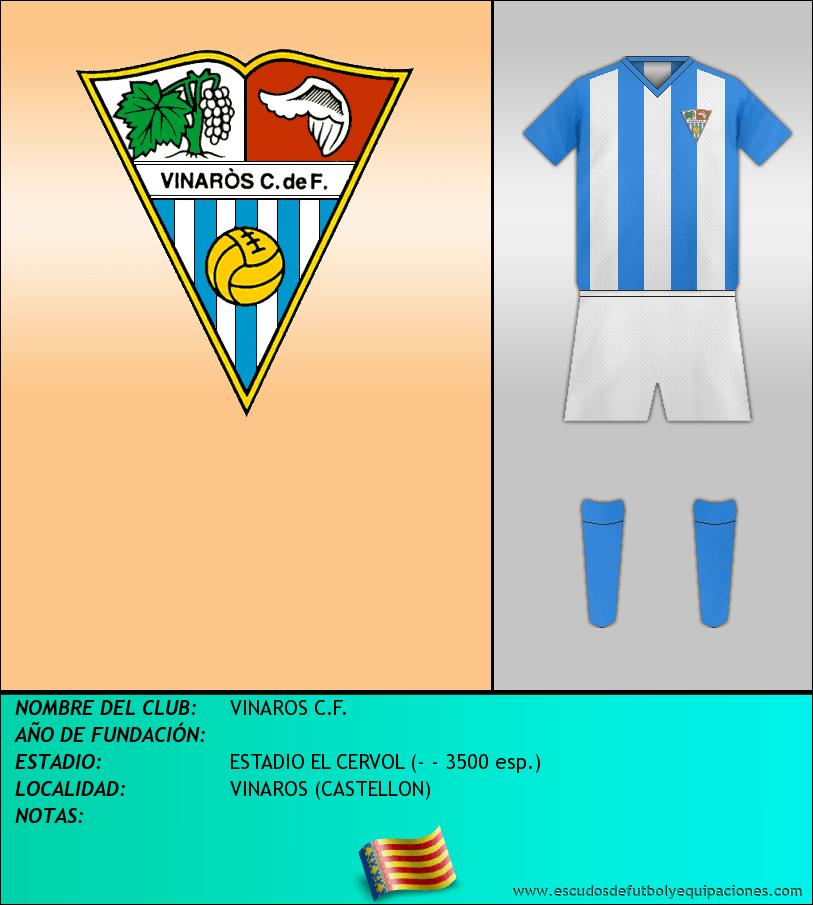 Escudo de VINAROS C.F.