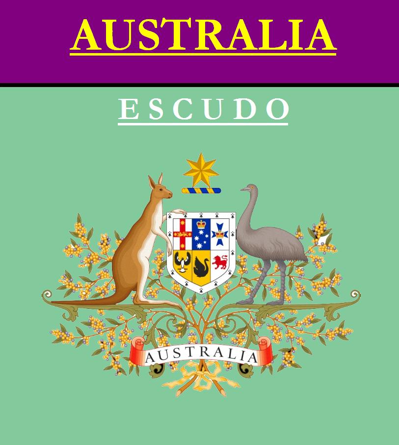 Escudo de ESCUDO DE AUSTRALIA