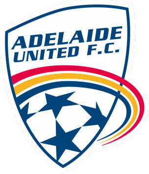 Escudo de ADELAIDE UNITED F.C. (AUSTRALIA)