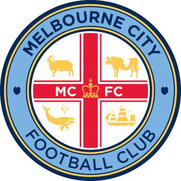 Escudo de MELBOURNE CITY F.C. (AUSTRALIA)