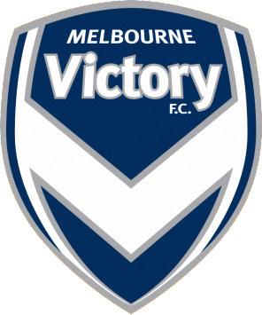 Escudo de MELBOURNE VICTORY F.C. (AUSTRALIA)