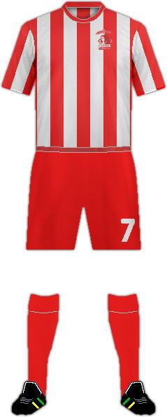 Equipación LABASA F.C.