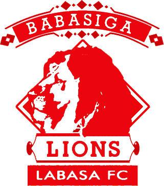 Escudo de LABASA F.C. (ISLAS FIYI)