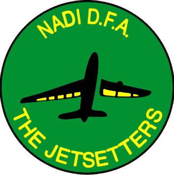 Escudo de NADI D.F.A. (ISLAS FIYI)