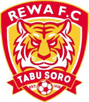 Escudo de REWA F.C. (ISLAS FIYI)