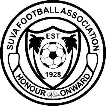 Escudo de SUVA F.C. (ISLAS FIYI)