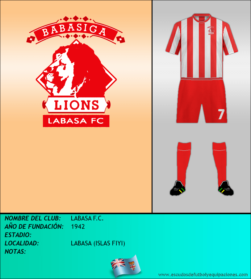 Escudo de LABASA F.C.