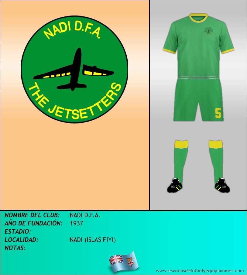 Escudo de NADI D.F.A.