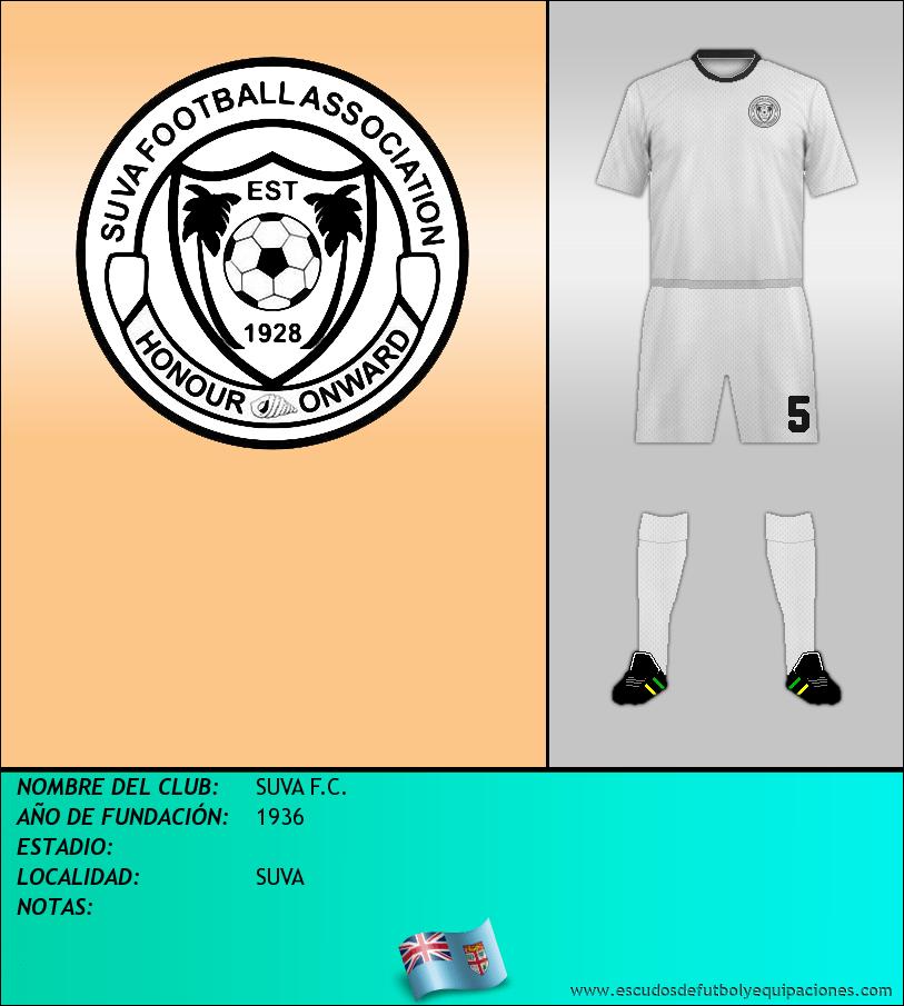 Escudo de SUVA F.C.