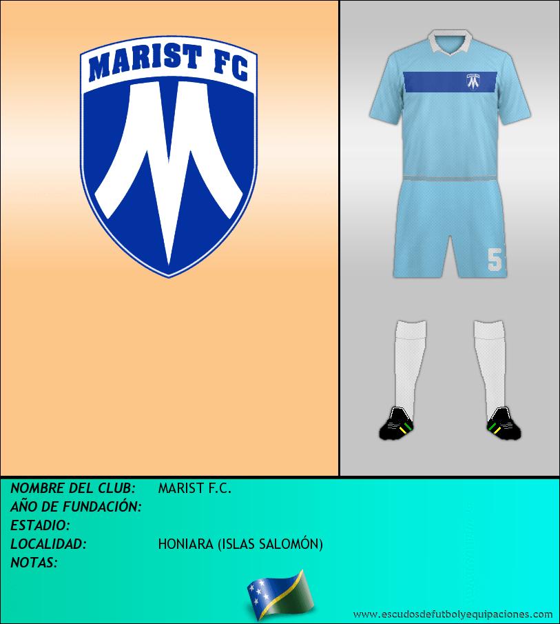 Escudo de MARIST F.C.