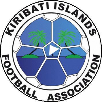 Escudo de SELECCIÓN DE KIRIBATI (KIRIBATI)