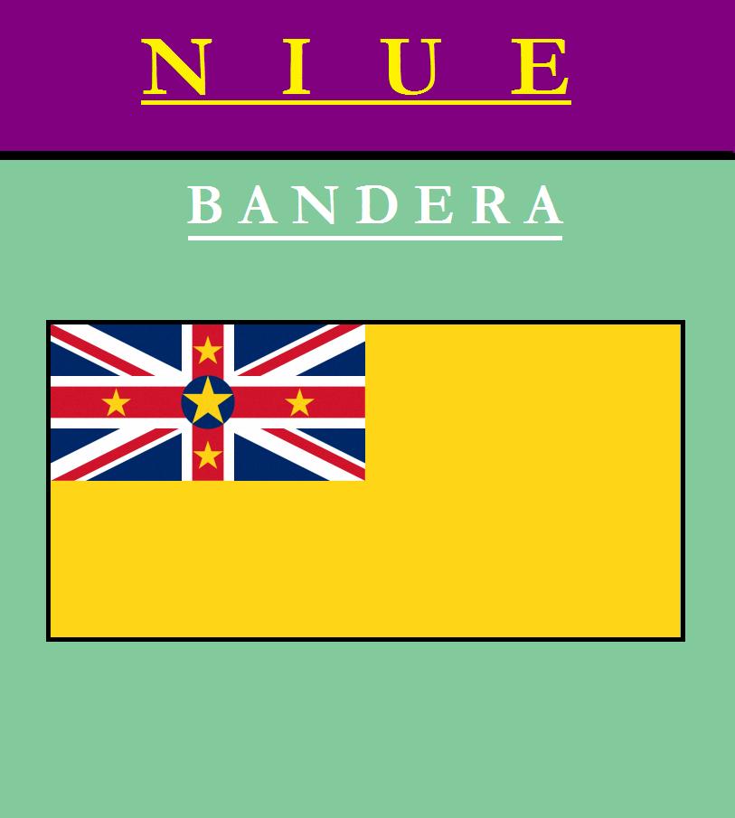 Escudo de BANDERA DE NIUE