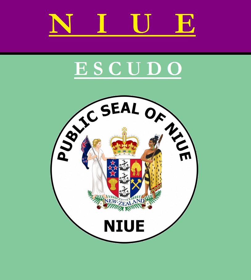 Escudo de ESCUDO DE NIUE