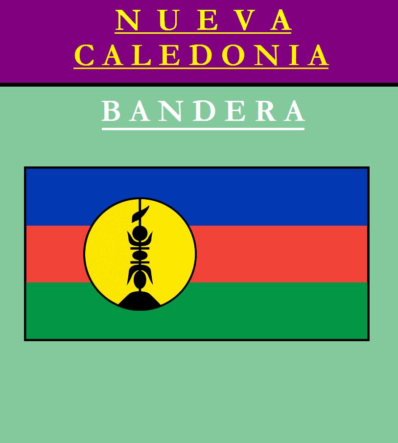 Escudo de BANDERA DE NUEVA CALEDONIA
