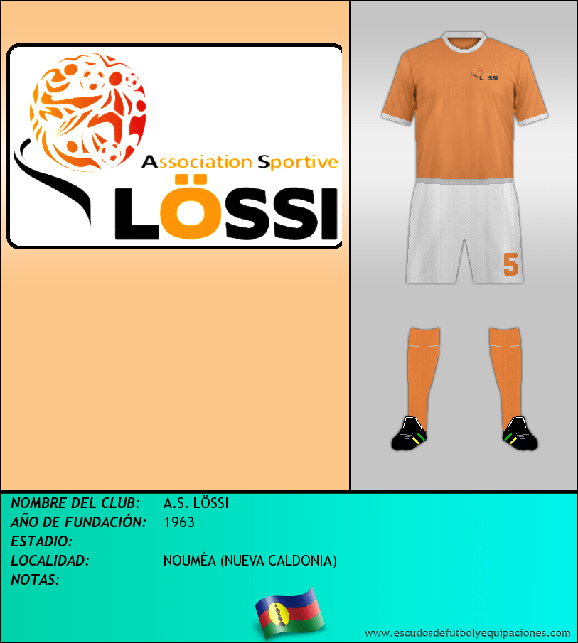 Escudo de A.S. LÖSSI