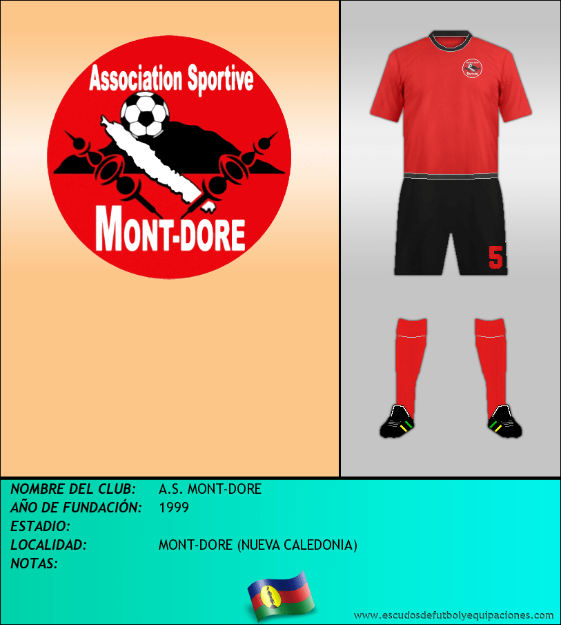 Escudo de A.S. MONT-DORE