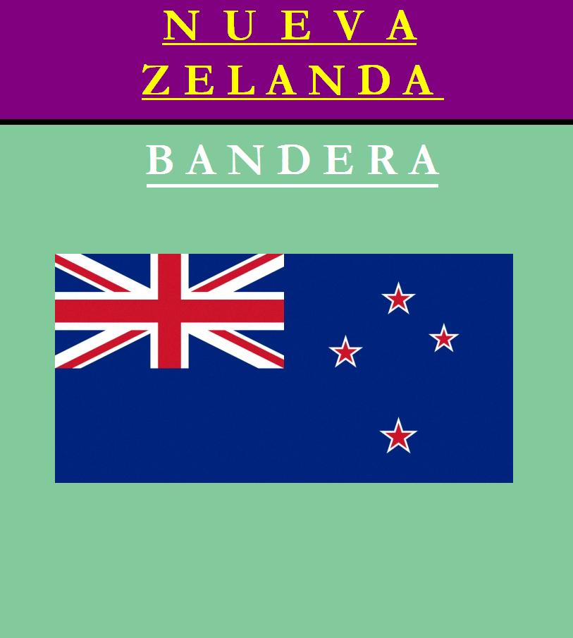 Escudo de BANDERA DE NUEVA ZELANDA