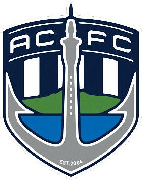 Escudo de AUCKLAND CITY F.C. (NUEVA ZELANDA)
