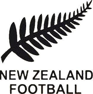 Escudo de SELECCIÓN NEOCELANDESA FÚTBOL (NUEVA ZELANDA)