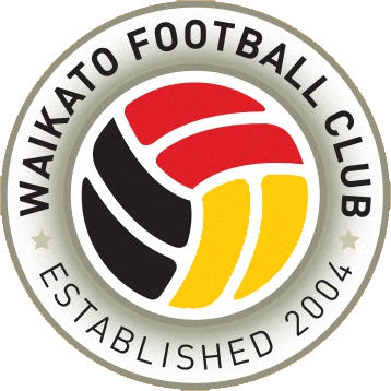 Escudo de WAIKATO F.C. (NUEVA ZELANDA)