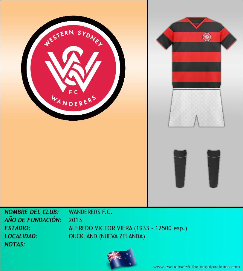 Escudo de WANDERERS F.C.