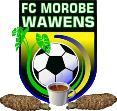 Escudo de F.C. MOROBE WAWENS (PAPÚA NUEVA GUINEA)