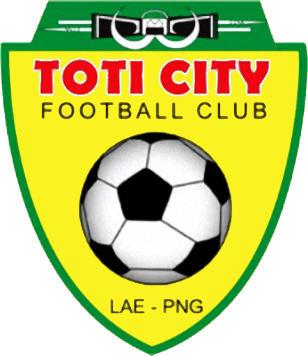 Escudo de TOTI CITY DEWELLERS F.C. (PAPÚA NUEVA GUINEA)