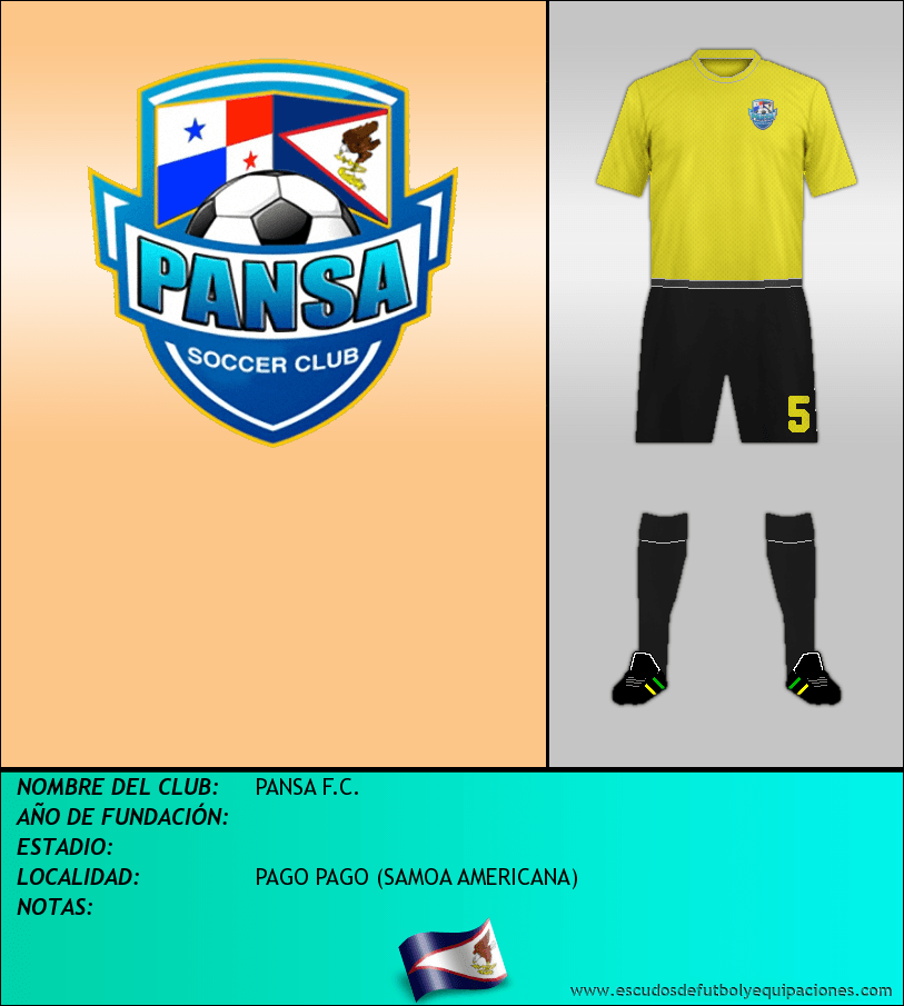 Escudo de PANSA F.C.