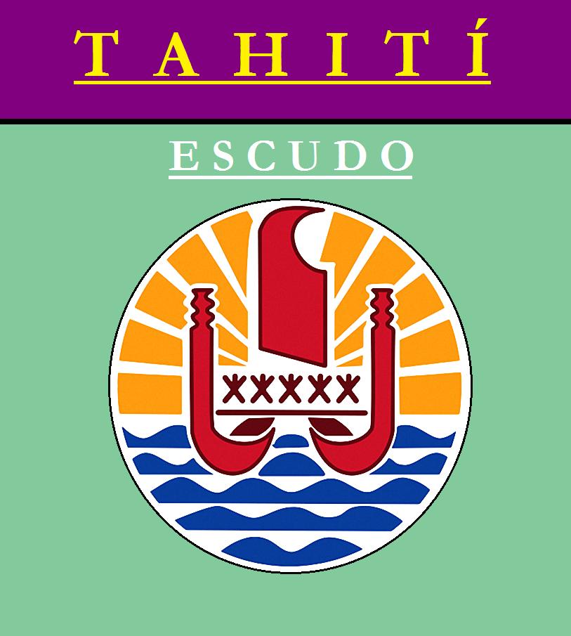 Escudo de ESCUDO DE TAHITÍ