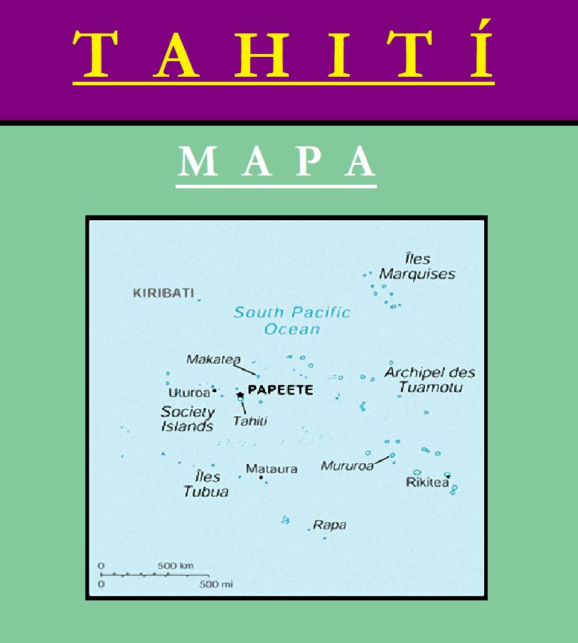 Escudo de MAPA DE TAHITÍ