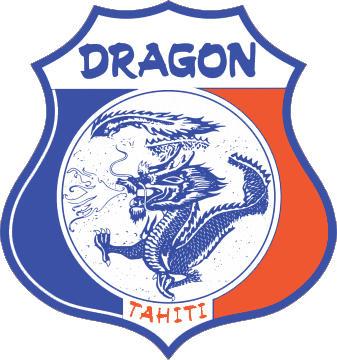 Escudo de A.S. DRAGON (TAHITÍ)