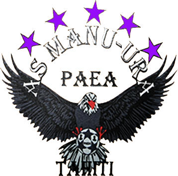 Escudo de A.S. MANU-URA (TAHITÍ)