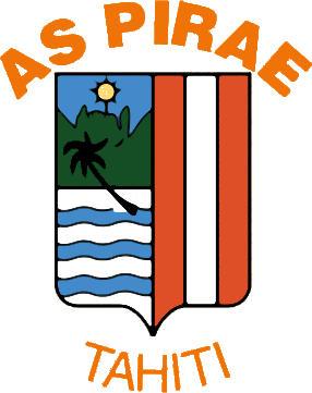 Escudo de A.S. PIRAE (TAHITÍ)