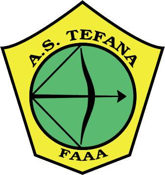 Escudo de A.S. TEFANA (TAHITÍ)
