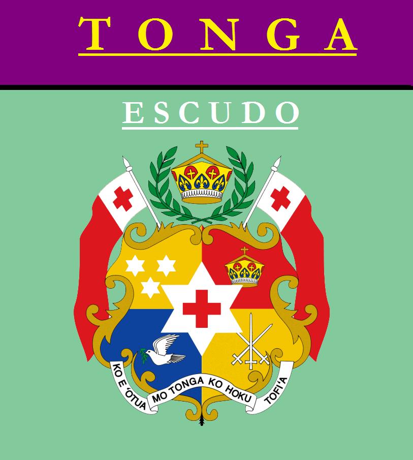 Escudo de ESCUDO DE TONGA