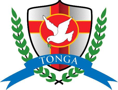 Escudo de SELECCIÓN DE TONGA (TONGA)