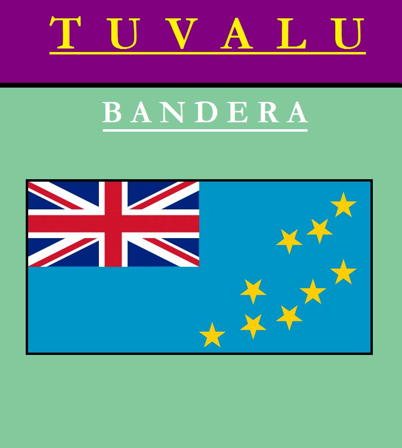 Escudo de BANDERA DE TUVALU