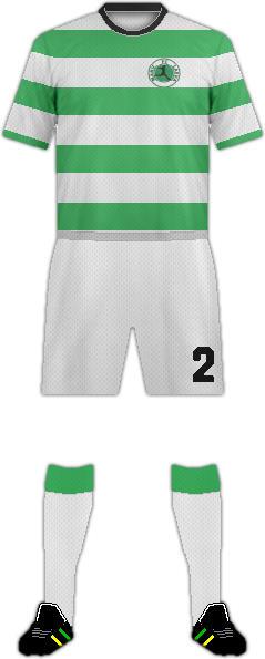 Equipación F.C. MANU LAEVA